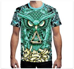 $enCountryForm.capitalKeyWord Australia - Moto GP Racing Fashion Brand Motocross T shirts Men Women Summer 3d owl Tshirt Print owl T shirt Tops Tees T6