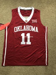 2f4334db7 Cheap custom Trae Young Oklahoma Sooners NCAA Basketball Jersey Stitch  customize any number name MEN WOMEN YOUTH XS-5XL