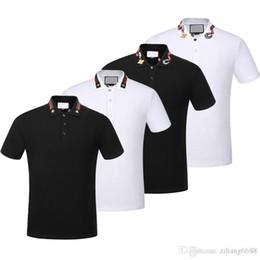 b9527c53dc Nueva moda tshirts online-Marca nueva moda primavera verano hombres camiseta  polo casual camisetas hombres