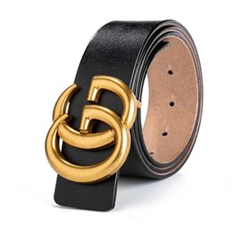 $enCountryForm.capitalKeyWord Australia - High quality brand designer belts men Jeans belts Cummerbund belts For men Women Metal Buckle with