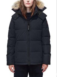 Warmest Goose Down Parka Australia - Hot sale Women Outdoors 100% Fur Down Jacket Hiver Thick Warm Windproof Goose Down Coat Thicken Fourrure Hooded Down & Parkas