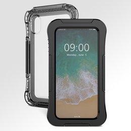 Smart2019 C - Et Motif Ku Apple Xs Seaman Défense Téléphone Mobile Étanche Protéger Gaine Iphonexsmax Main Shell Nouveau en Solde