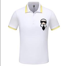 $enCountryForm.capitalKeyWord Australia - International menswear Men's The New Cotton T-shirt Short sleeve Polo shirt Sportswear