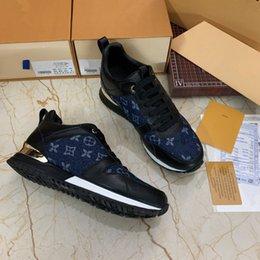 Louis Vuitton LV shoes Moda Erkekler Kadın Tasarımcı Ayakkabı Hız Eğitmen Platformu Lüks Günlük Ayakkabılar Spor ayakkabı Üçlü Çorap Düz Spor Spor ayakkabılar