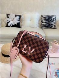 $enCountryForm.capitalKeyWord Australia - Lowest price Sales leather fashion women's designer handbags high quality Ladies shoulder bag messenger bag Totes Popular top wallets tag 78