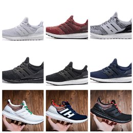 c2943971572a9 2019 New Ultraboost 3.0 4.0 Uncaged Sports Running Shoes Men Women Ultra  Boost 3.0 III Primeknit Runs White Black Athletic Shoes Size 36-47