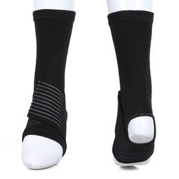 Flybazzz Professioal Elastic Ankle Support Ankle Bandage Relief Prevent Arthritis Foot Protection Sports Safety Ankle Brace Pad Ankle Support Sports Safety