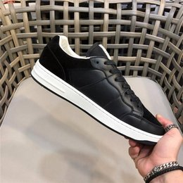 latest men flat casual shoes NZ - Men latest casual genuine leather sneaker ,Trend lightsome and comfortable Flat sneaker Leisure travel running shoes
