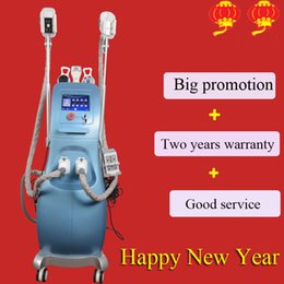 Chinese  New vertical Fat Freeze Machine Cavitation Ultrasound RF Slimming Velashape Machine Lipo light Laser small Handle for face treatment manufacturers