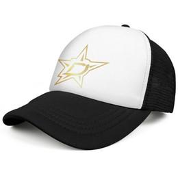 $enCountryForm.capitalKeyWord Australia - Dallas Stars team gold series green men Sport baseball hat custom adjustable women sun cap funky snapback cap mesh hats