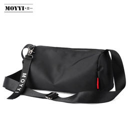oxford handbags Australia - MOYYI School Messenger Bags Crossbody Soft Oxford Shoulder Bag High Quality Fashion Bags Handbags for men and Women
