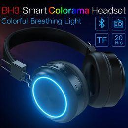 Wireless products online shopping - JAKCOM BH3 Smart Colorama Headset New Product in Headphones Earphones as procore remix pulseira verge paten