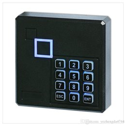 $enCountryForm.capitalKeyWord Australia - New Generic Weatherproof 125KHz Wiegand 26 26bit Access Control Keypad RFID Reader Color Black High Quality Wholesale