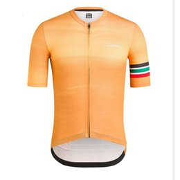Discount tour france team bike jerseys - New RAPHA Team Men Cycling Jersey Short Sleeve shirt Tour de france Bicycle Clothing Mountain MTB Bike cycling clothes Y