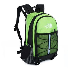 wholesale school bags big Australia - School Backpack Women Men North Belt Shoulder Bags Face Travel Sports Duffle Bag Students Large Capacity Nylon Knapsack Big Totes C72502