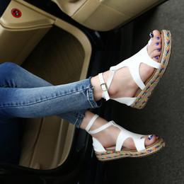 Chinese  2017 designer star shape upper sandals women clip toe ankle belt gladiator sandals women quality leather flip fops beach manufacturers