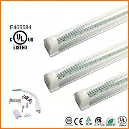 $enCountryForm.capitalKeyWord NZ - LED Tube V Shaped 4 Feet 5FT 6FT LED T8 Integrated Tube Cooler Door Double Sides SMD2835 LED Fluorescent Tube Light