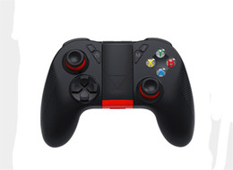 Discount ps4 pads - Wireless Bluetooth Gamepad Joystick Game pad Gaming Controller Remote Control For S9 Android Smart phone Tablet TV Box S