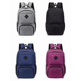 Travel USB Charging Men Backpacks Fashion Casual Teenager Student School Bag  Large outdoor business Notebook Laptop backpack LJJT224 fc38604a3a67f