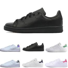 33e24521f08 2017 Raf Simons Stan Smith Spring Copper White Pink Black Fashion Shoe Man  Casual Leather brand woman man shoes Flats Sneakers 36-45