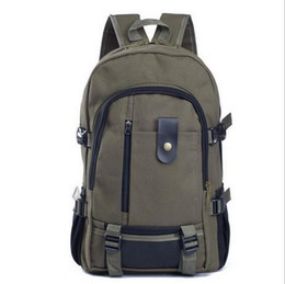 $enCountryForm.capitalKeyWord NZ - Nice Pop Fashion Good Bag Explosion Models Mens Backpack Leisure Travel Essential Canvas Bag Student Bag