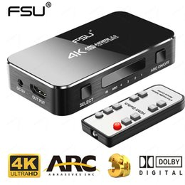 $enCountryForm.capitalKeyWord Australia - Fsu Uhd Hdmi Switch 2.0 4k Hdr 4x1 Adapter Switcher With Audio Extractor 3.5 Jack Optical Fiber Cable Arc Splitter For Hdtv Ps4 T6190613