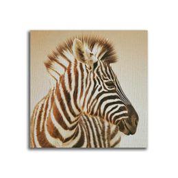 Zebra Print Art Australia - YJ ART zebra Unframed Modern Canvas Wall Art for Home and Office Decoration, Animal ,Frame painting prints