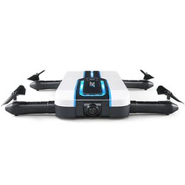 JJRC H61 RC Drone, HD 720P WIFI FPV Aircraft, Optical Flow Positioning Quadcopter, Trajectory Flight UAV, LED Lights, for Xmas Kid Gift, 2-2 on Sale