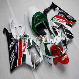 $enCountryForm.capitalKeyWord Australia - Botls+Gifts red green white motorcycle cowl for HONDA RC51 00 01 02 03 04 05 VTR1000SP1 2000-2006 ABS Fairing hull