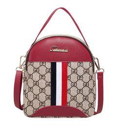 Backpack Solid Australia - Women Backpacks Mini Leather Backpack Female Solid Color Bookbag Gift Backbag Backpack Schoolbag For Girls