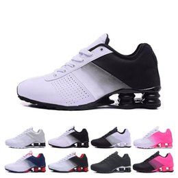 503df042a019 2019 New Shox Deliver 809 Running Shoes For Men Women Brand DELIVER OZ NZ  Brand Sneakers Mens Trainers triple s Sports Designer 36-46
