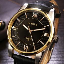 $enCountryForm.capitalKeyWord Australia - Yazole Man Wrist Watch Noctilucent Waterproof Business Affairs Wrist Watch Male Fund Leisure Time Quartz Epidermis Switzerland