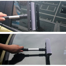 $enCountryForm.capitalKeyWord Australia - New HOT Double-Sided Glass Cleaner Window Scraper Glass Wiper Cleaning Tool Multi-Function Window Cleaner