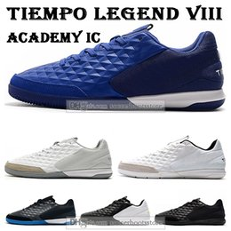 Discount youth indoor soccer cleats - Kids Low Ankle Football Boots Youth Tiempo Legend VIII Academy IC TF Soccer Shoes Men Women TIEMPOX Lunar Legend 8 Indoo