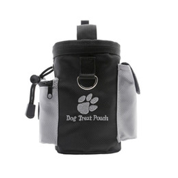$enCountryForm.capitalKeyWord UK - New Snack Bait Dog Outdoor Pouch Food Bag Dogs Snack Bag Useful Pet Dog Training Treat Dog Carriers Pack Pouch GT48