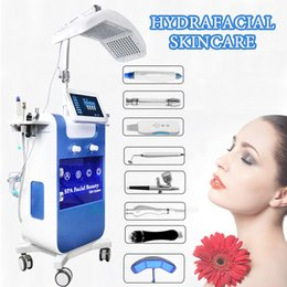 spa microdermabrasion machines Australia - 2019 NEW water dermabrasion Hydra diamond microdermabrasion machine spa facial cleaning Hydro acne removal vacuum cleansing