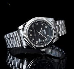 $enCountryForm.capitalKeyWord Australia - luxury New man Military watch Stainless steel Casual wristwatch steel quartz watches color clock male brand watch diamond rol