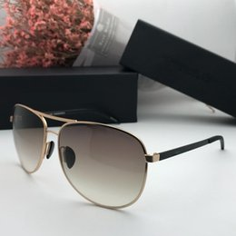 authentic cases Australia - Free Shipping authentic 8651 luxury fashion colour film men sunglasses high-grade frame eyeglasses come with case with box