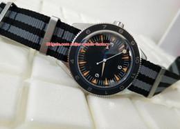 Venta al por mayor de Reloj de lujo de primera calidad 41 mm James Bond Spectre 007 Skyfall 233.32.41.21.01.001 300M Asia CAL.8400 Movimiento automático Reloj para hombre Relojes