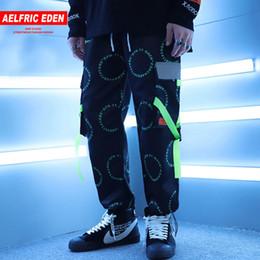 $enCountryForm.capitalKeyWord Canada - Aelfric Eden Fashion Harem Jogger Men 2018 Spring Creative Letter Print Casual Pants Hip Hop Trousers Tide Track Streetwear NC21