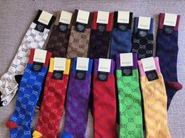 a51c245fde4f9 спортивные хлопчатобумажные чулки носки для женщин 12 цветов мода винтаж  золотой провод носок средний чулок рождественские подарки
