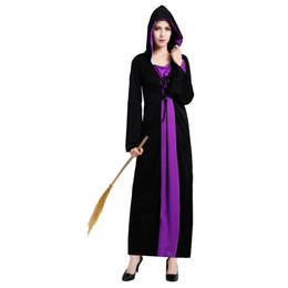 $enCountryForm.capitalKeyWord UK - Adults Women Witch Costume Cosplay Costumes 888 Demon Dress for Female Christmas Halloween Masquerade Party Dress Decoration