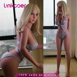 Sex Doll 165 centímetros 5,42 pé Europa Menina encantadora Feminino boneca de silicone Toy Sexo com Skeleton- pele de Tan (Pés pe) em Promoção