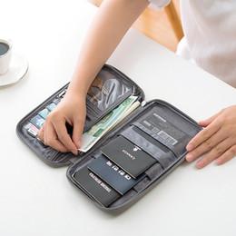 $enCountryForm.capitalKeyWord UK - Large Travel Wallet Purse Organizer Case Document Id Credit Card Cover Passports Bag Women Men Waterproof Passport Holder 393