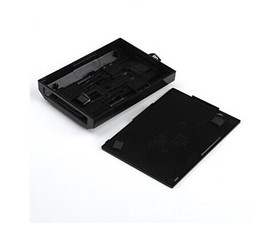 Discount hdd drive internal - Hot sale 250GB 320GB Internal Hard Disk Drive HDD Case Cover Shell box Protector for xbox360 slim Xbox 360 Slim replacem