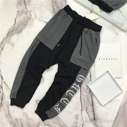 $enCountryForm.capitalKeyWord NZ - 19ss New Arrival G Letter Paris Pants elastic waist track Trousers Men Women fashion sport Jogger Casual Sweatpants Outdoor Pants