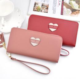 $enCountryForm.capitalKeyWord Australia - Lady Wallet Long-style Fashion Euro-American Large Capacity Care Handbag Zipper Multifunctional Mobile Bag 2019 and hyY-2052