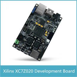$enCountryForm.capitalKeyWord NZ - XILINX ZYNQ-7020 ARM Cortex A9 + Xilinx XC7Z020 FPGA Development Board Control Board XC7Z020 Circuit DEMO Board Free Shipping