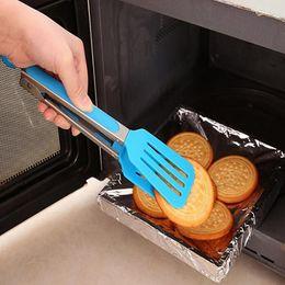 $enCountryForm.capitalKeyWord Australia - Random color Mini Food Candy Clip Tong Good BBQ Meat Clip Tools Kitchen Gadget Accessories for wh0077