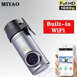 Discount mini video cams visions - Car Safety Camera Mini Hidden Car DVR WIFI Vehicle Video Recorder Camera FHD 1080P Dash Cam Night Vision WDR G-sensor Da